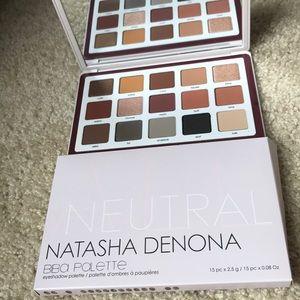 Natasha Denona Biba all neutral palette